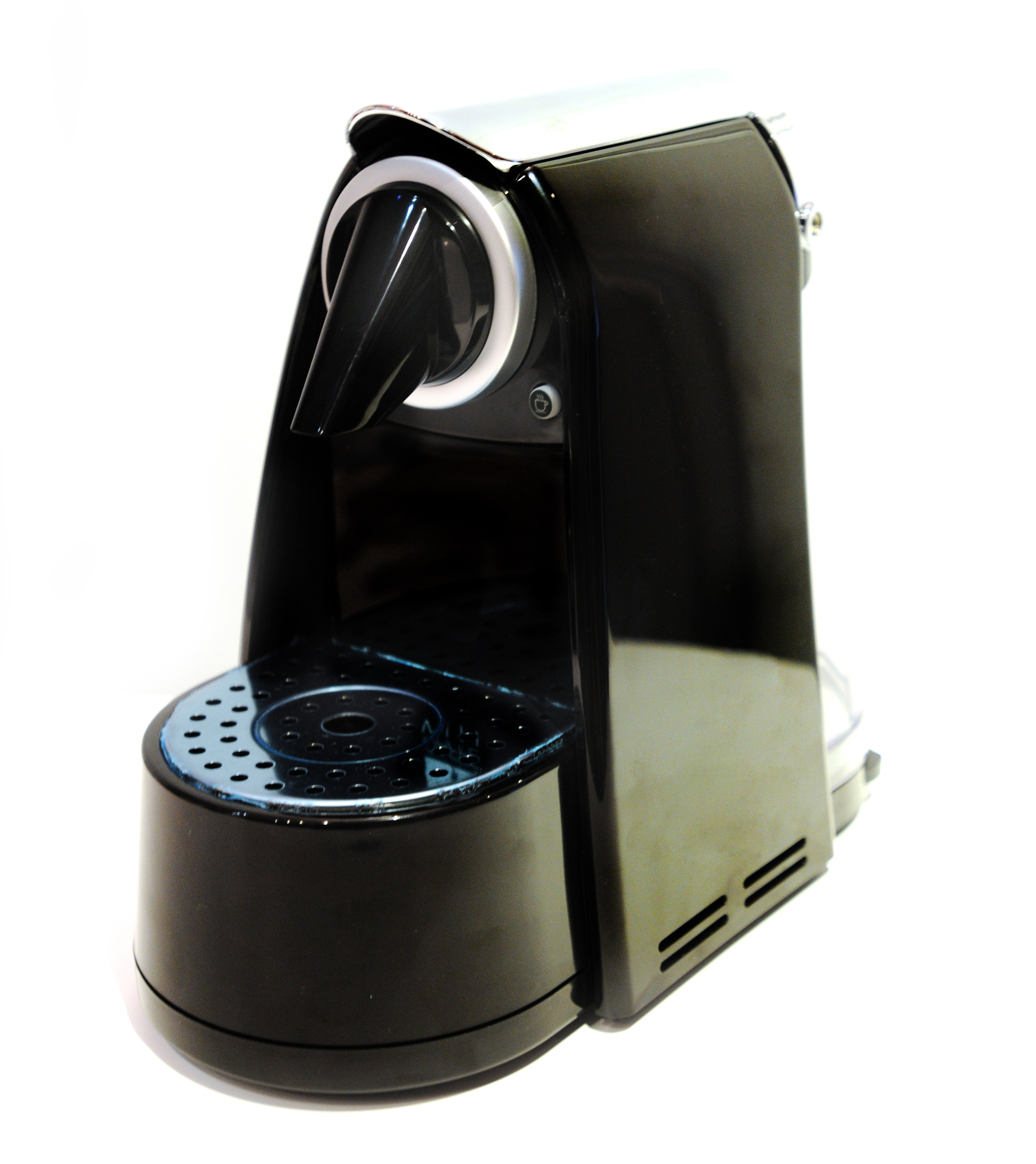 Macchina per Capsule Clone Nespresso Nera